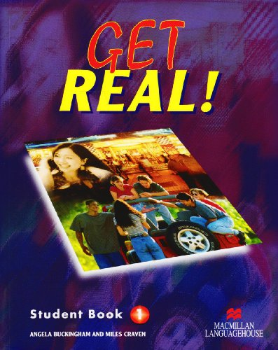 9784895853927: Get Real!: Student Book 1 + CD