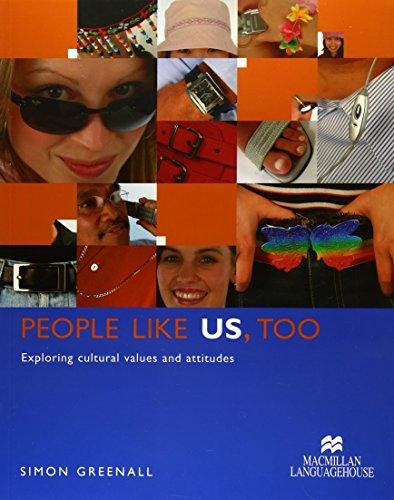 9784895854467: People Like Us, Too: (Japanese Version): Level 2 (People Like Us)