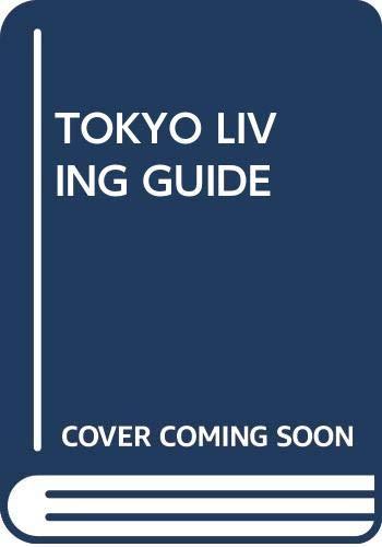 9784896842494: Tokyo Living Guide