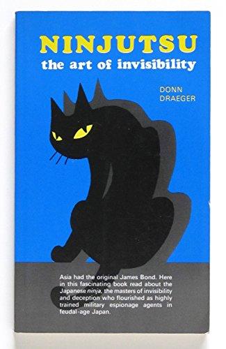 9784897880075: Ninjutsu the art of invisibility