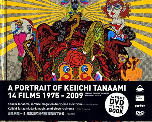 un portrait de Keiichi Tanaami: Keiichi Tanaami