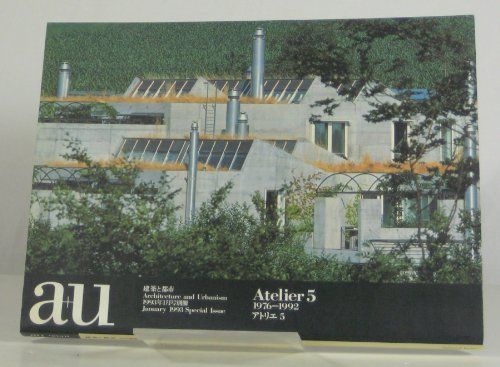 9784900211407: A+u Atelier 5 1976-1992 (Spanish Edition)
