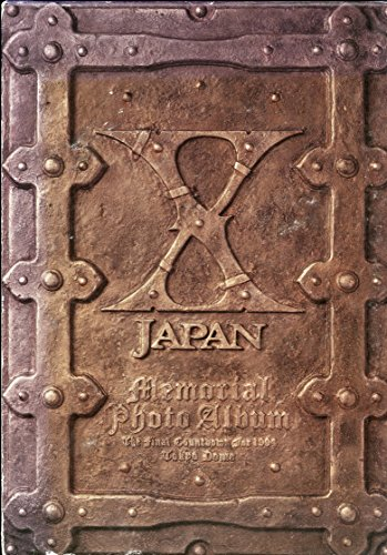 9784900343719: X JAPAN Memorial Photo Album―The final Countdomn for 1994 Tokyo Dome