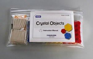 9784902897395: 1009 / Crystal Objects (HGS Polyhedron Molecular Model)