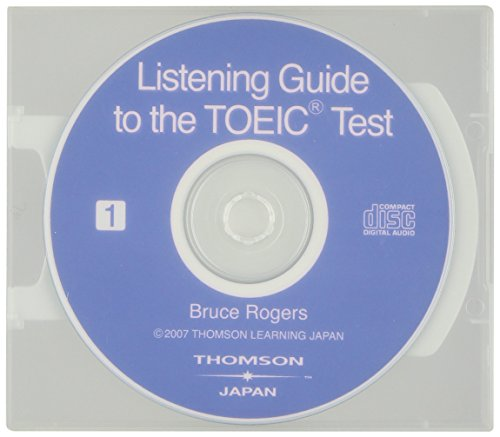 9784902902563: Listening Guide to the TOEIC Test Audio CDs (3)