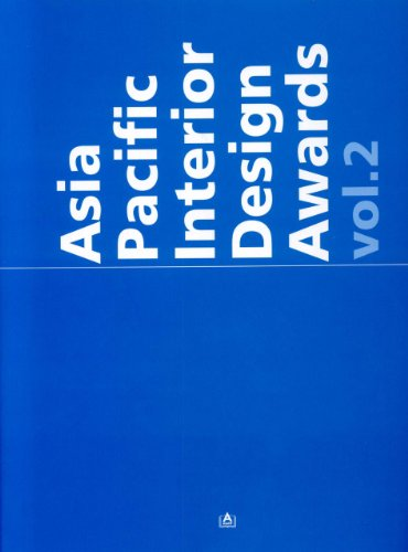 Asia Pacific Interior Design Awards: v. 2 (Hardback)