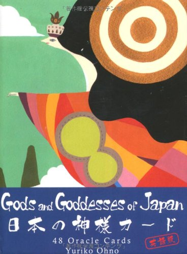 9784903262376: Gods and goddesses of Japan Oracle Cards