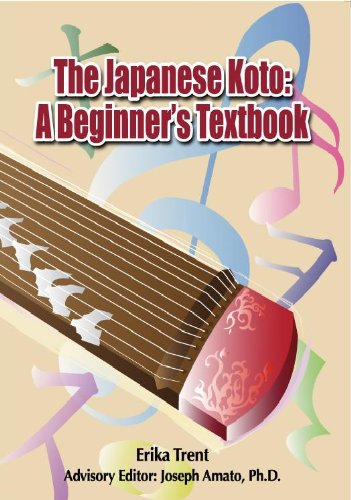 9784903796642: The Japanese Koto: A Beginner's Textbook