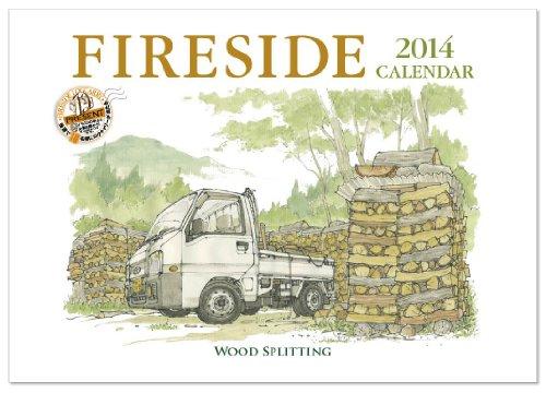 9784903994086: Calendario Fireside 2014 (jap?n importaci?n)