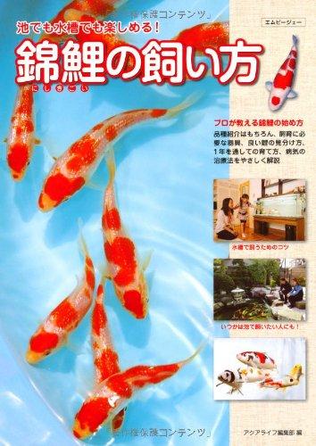 9784904837177: Nishikigoi no kaikata : ike demo suisō demo tanoshimeru