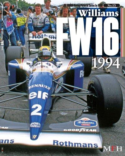 9784905248163: Williams Fw16 1994 ( Joe Honda Racing Pictorial Series By Hiro No.15)
