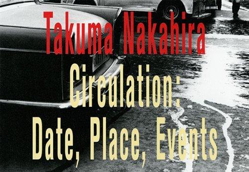 9784905254010: Sakyureshon : hizuke, basho, koi = Circulation : date, place, events