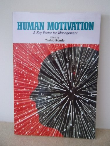 9784906224647: Human Motivation