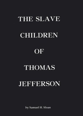 9784906574001: Slave Children of Thomas Jefferson