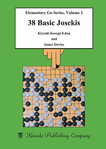 38 Basic Joseki (Elementary Go Series, Vol.