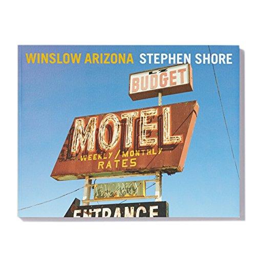 9784907519070: Stephen Shore - Winslow Arizona