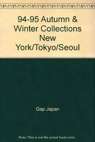 9784915024443: 94-95 Autumn & Winter Collections New York/Tokyo/Seoul