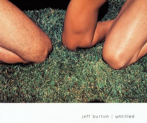 Jeff Burton: Untitled (English and Japanese Edition) (9784915877742) by Neville Wakefield