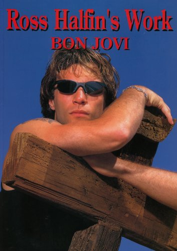 Bon Jovi Fotobuch: Ross Halfin's Work