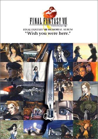 9784925075527: Final Fantasy VIII Memorial Album