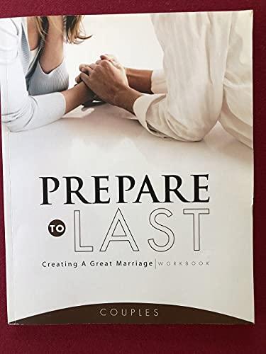 Prepart to Last - Creating a Great: Jeff & Debbie