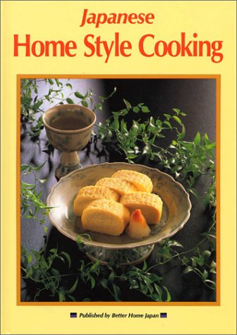 9784938508401: Japanese Home Style Cooking