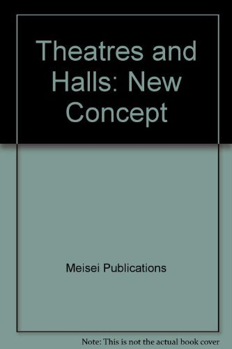 9784938812195: Theatres and Halls: New Concept