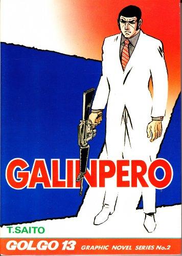 Galinpero (Golgo 13 No. 2): Saito, Takao.