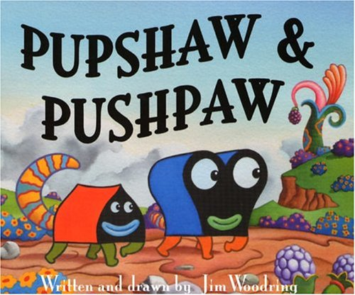 9784990081294: Jim Woodring Pupshaw And Pushpaw #1