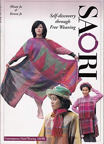9784990097608: Saori: self discovery through free weaving