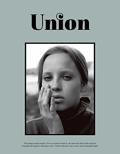 9784990630676: Union Issue 8 /Anglais