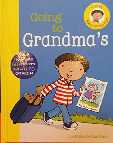 9785000188774: Going to Grandma's-A storybook with 50 stickers and over 20 activities