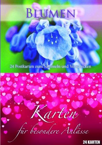 9785000194966: Postkartenbuch Blumen/besonderere Anlässe