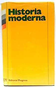 9785010012373: HISTORIA MODERNA (1848 - 1870)