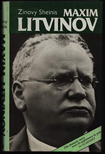 Maxim Litvinov: Sheinis, Z