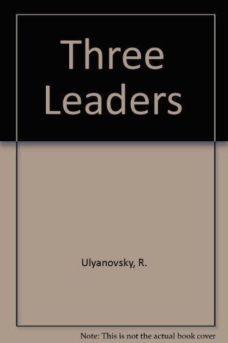 9785010020071: Three Leaders