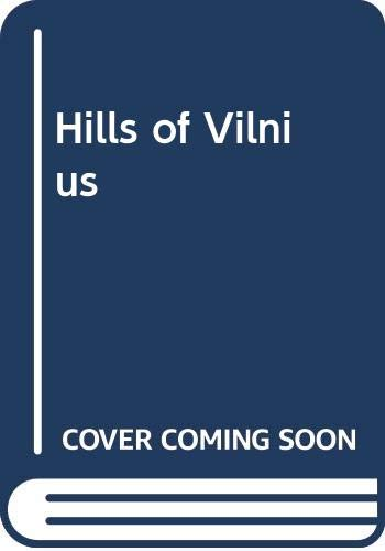 9785010023201: The hills of Vilnius