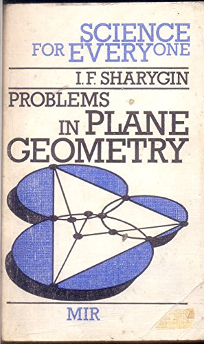 9785030001807: Problems in Plane Geometry