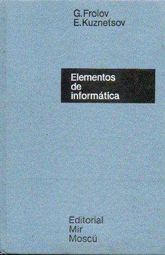 9785030020631: ELEMENTOS DE INFORMÁTICA