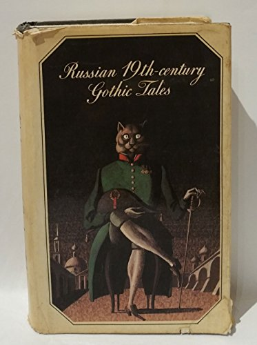 9785050001955: Russian 19th Century Gothic Tales