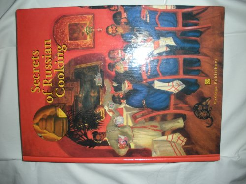 9785050051332: Secrets of Russian Cooking (English and Russian Edition)