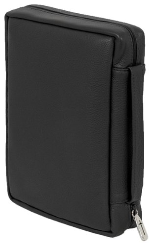 9785103742293: Bible Cover: Exlarge Black Genuine Leather
