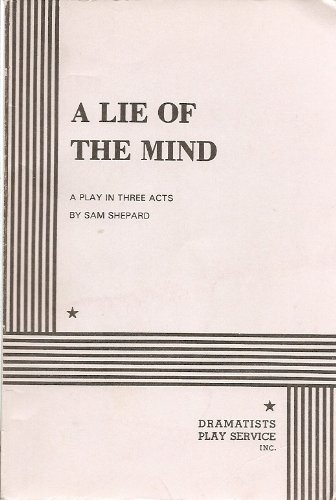 9785103843952: A lie of the mind: A play in three acts