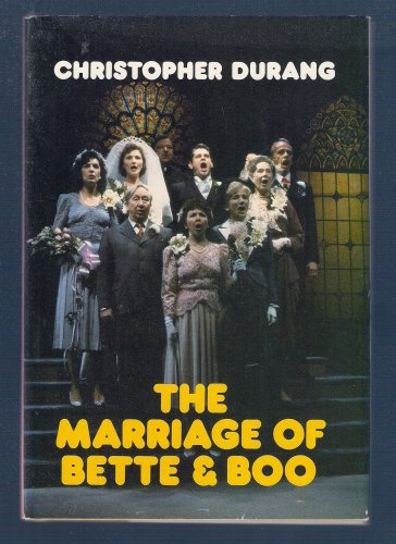 The marriage of Bette and Boo (9785104303950) by Christopher Durang