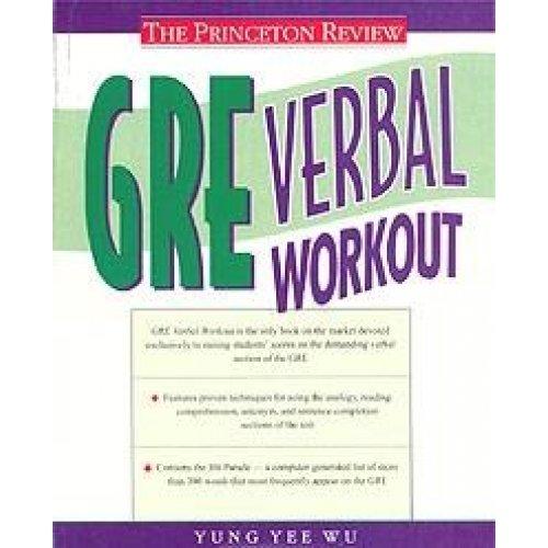 GRE: Verbal Workout: Yung-Yee (Kochetova Wu