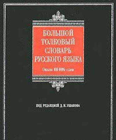 9785170483020: Great Dictionary of Russian language / Bolshoy tolkovyy slovar russkogo yazyka