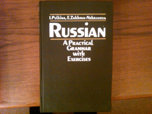9785200018659: Russian, A Practical Grammar with Exercises