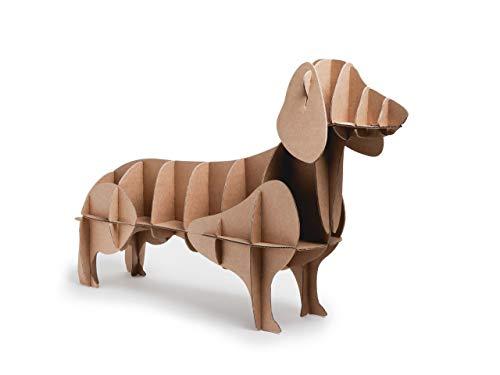 9785201079611: Dachshund Cardboard Dog