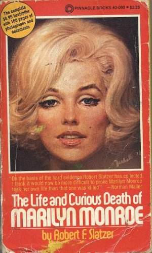 9785234009043: The Life and Curious Death of Marilyn Monroe