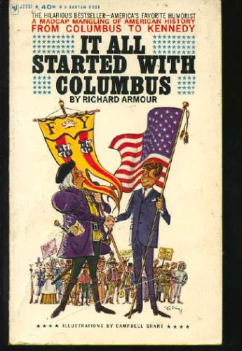 9785253025512: It All Started With Columbus